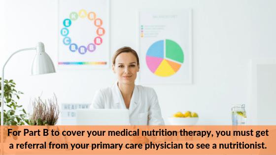 medicare nutritionist