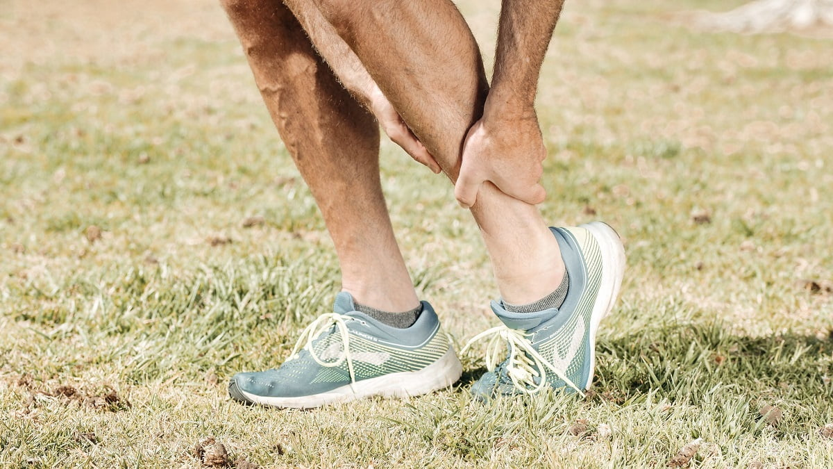 foot and ankle sports therapy