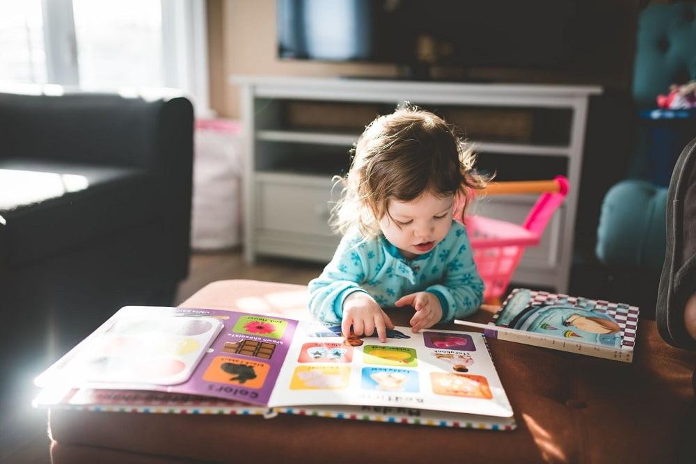 kids learn books